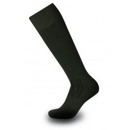 Vysoké bavlněné ponožky s Merino vlnou